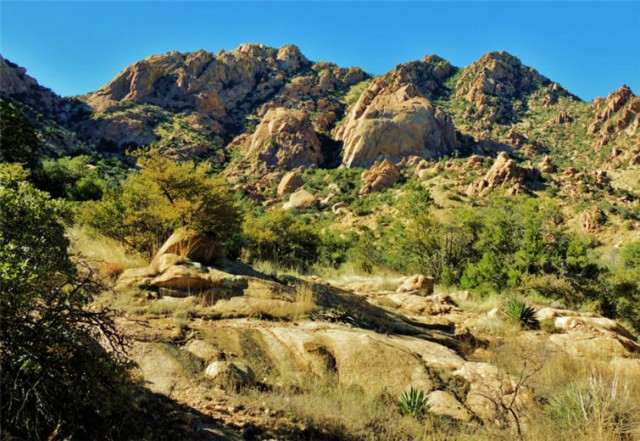 Peaks of Cochise Stronghold, Dragoon Mountains